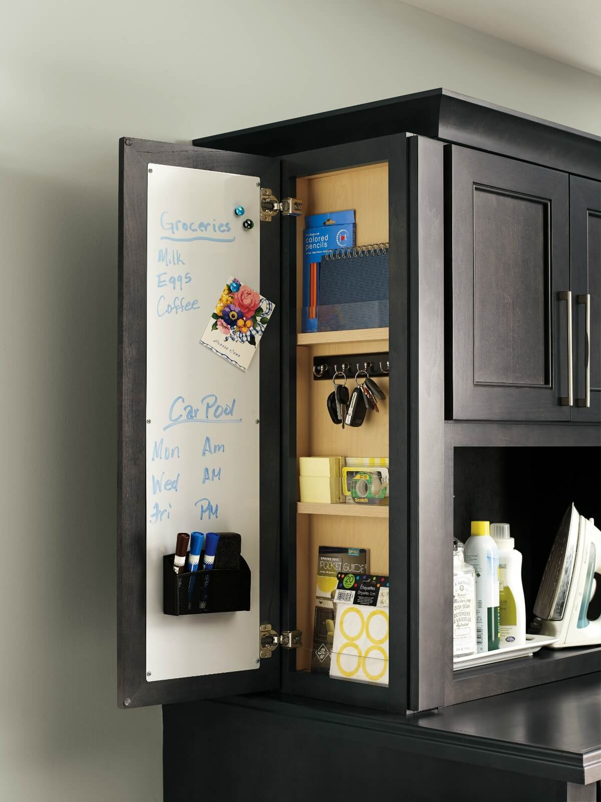 Storage Cabinetry for Office