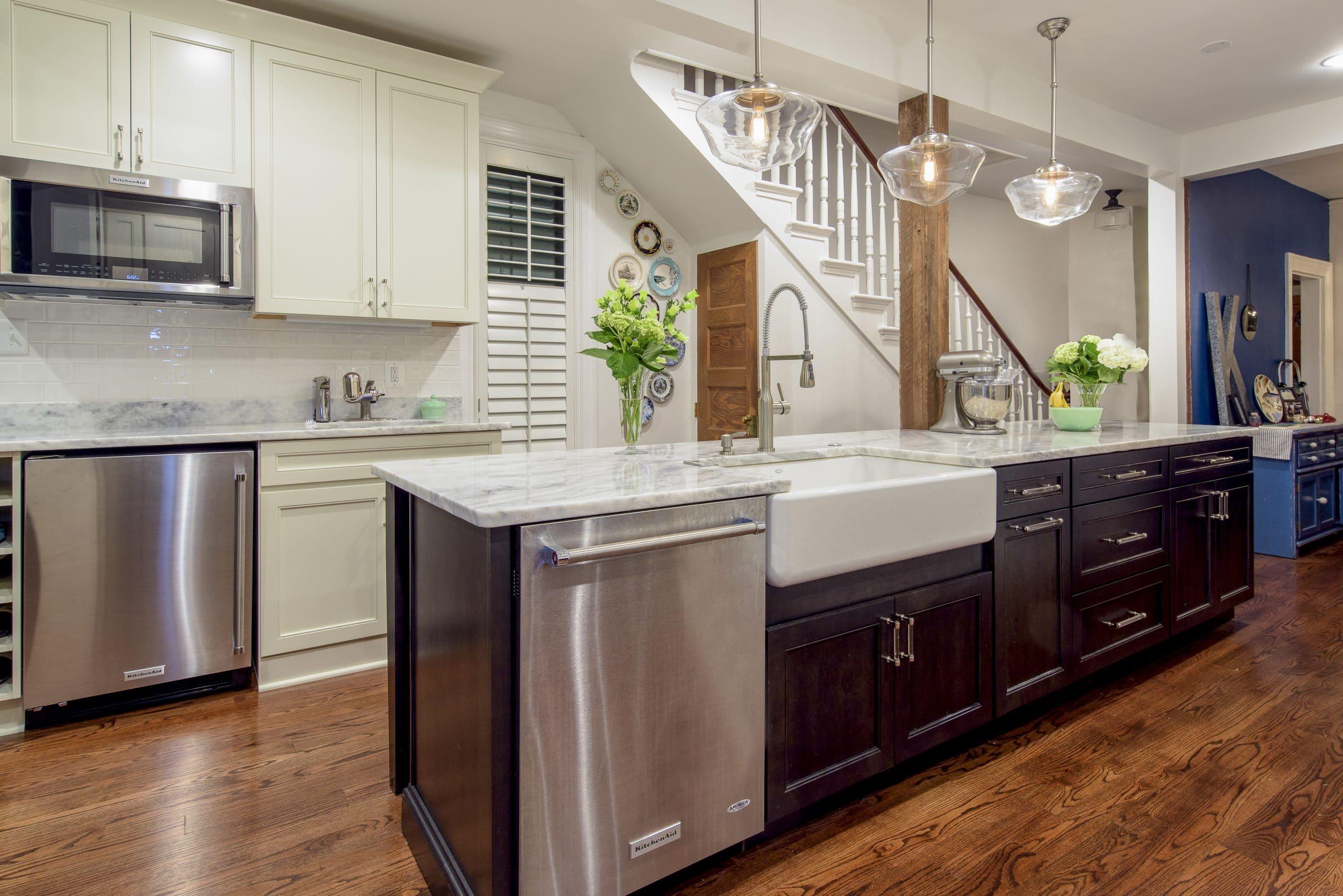 Kitchen Remodel - Modern Designs