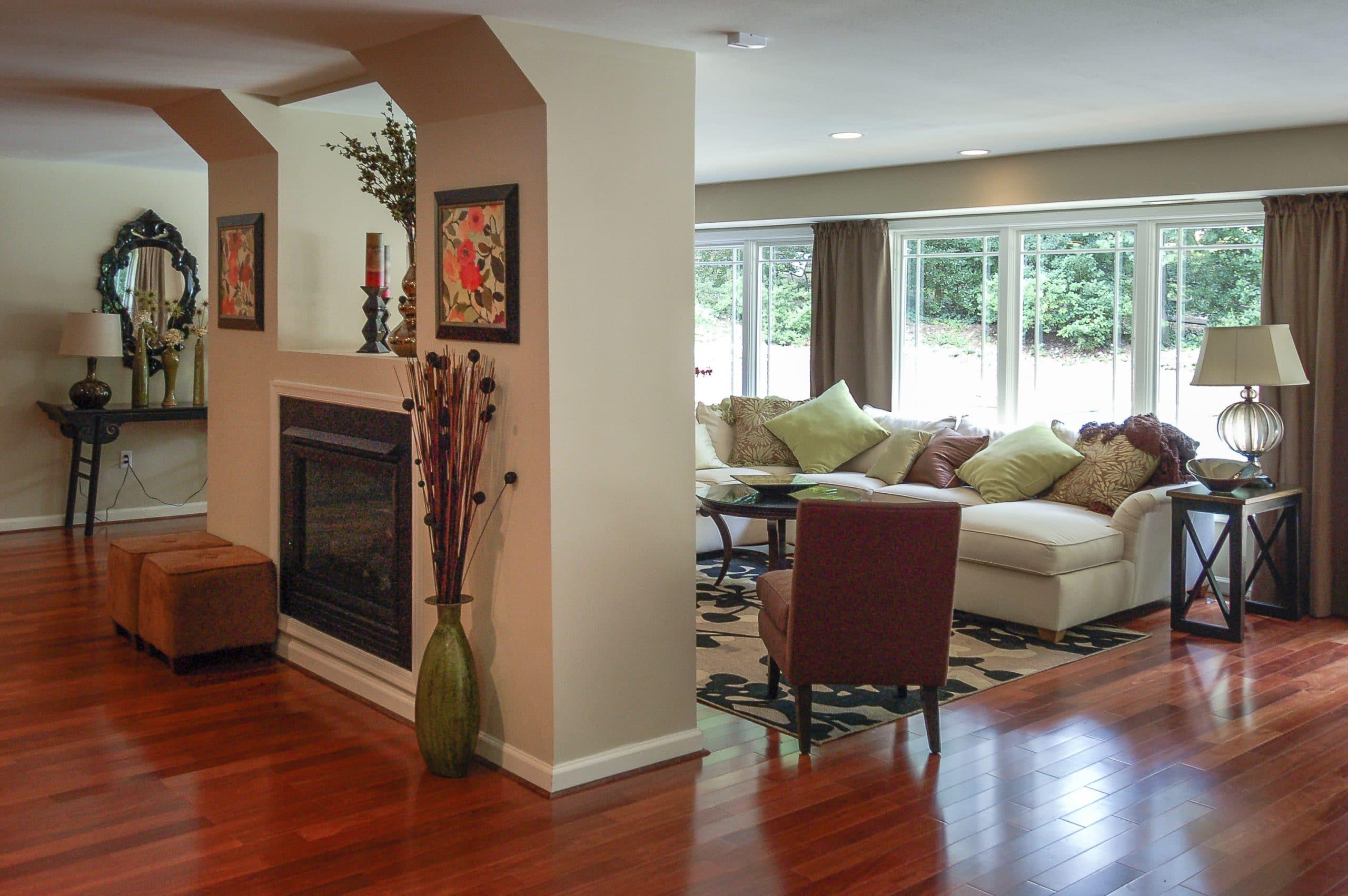 Interior Design For Open Plan