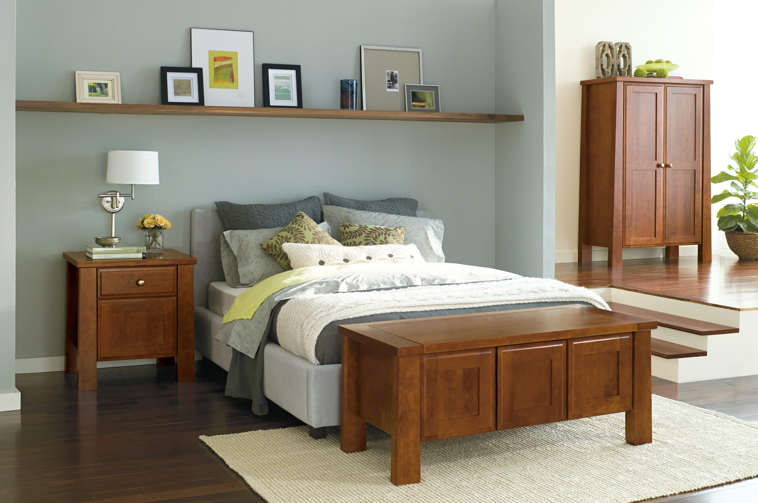 Types of Storage Solutions for Bedrooms