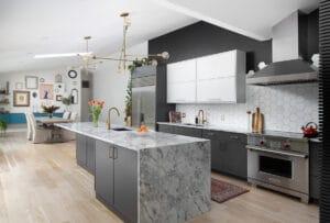 Kitchen Designs - Grey Colors