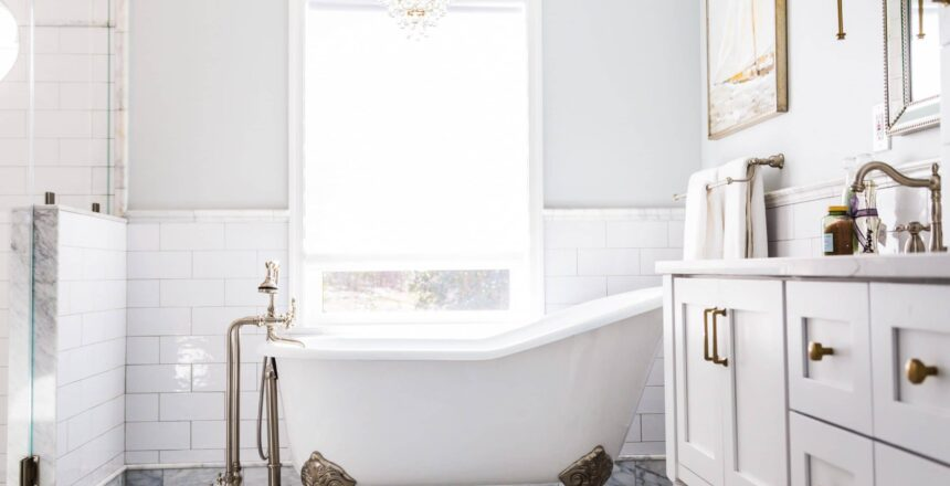 White Bathroom Designs