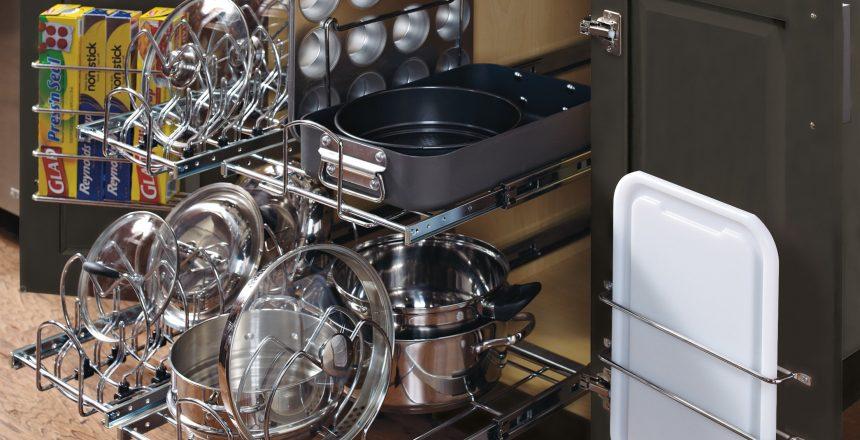 Storage for Kitchens